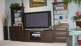 Family-Room-Entertainment-Center-Cabinet-Seattle-WA