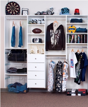 Kids-Bedroom-Closet-Organizer-Redmond-Wa