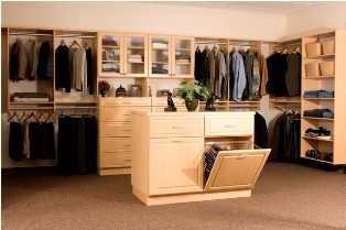 ... Master Bedroom Closet Island Kirkland WA ...