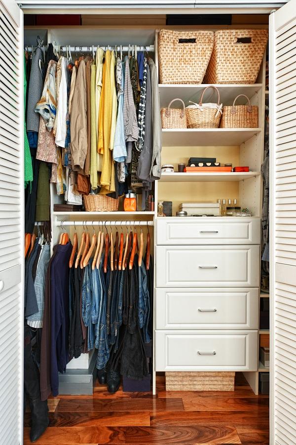Beau Closet Organizer Issaquah Wa